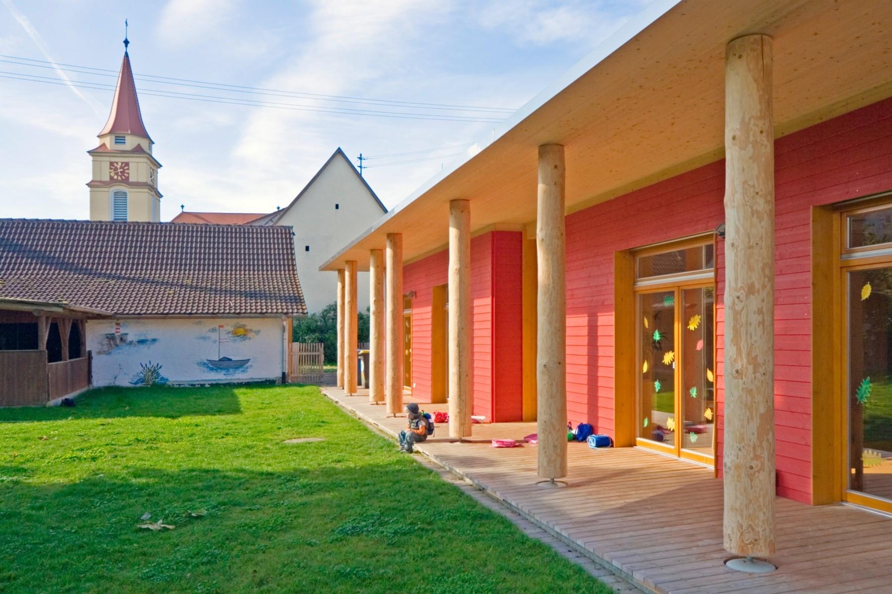 Kindergarten Aulfingen