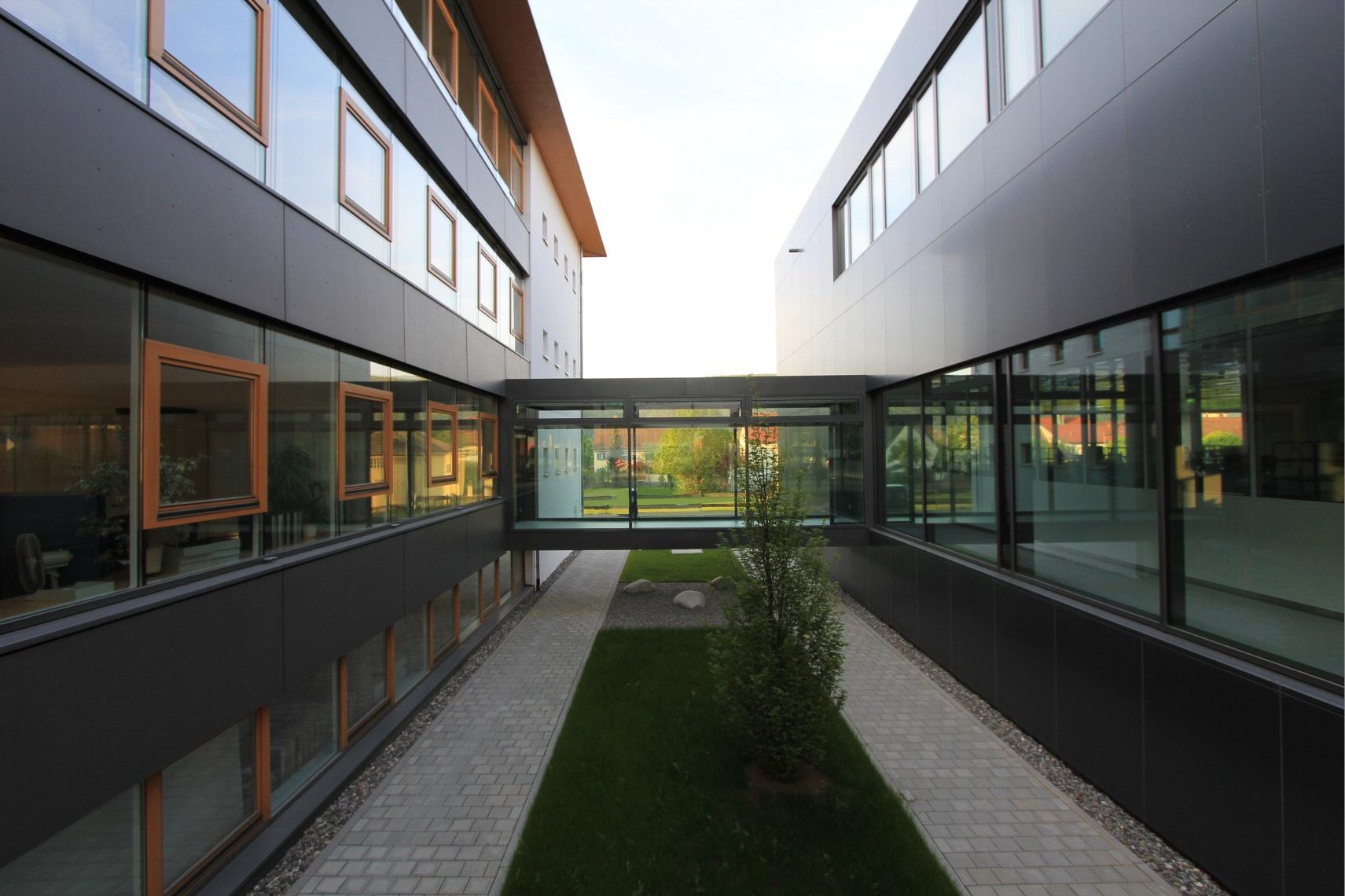 Produktionsgebäude Pajunk