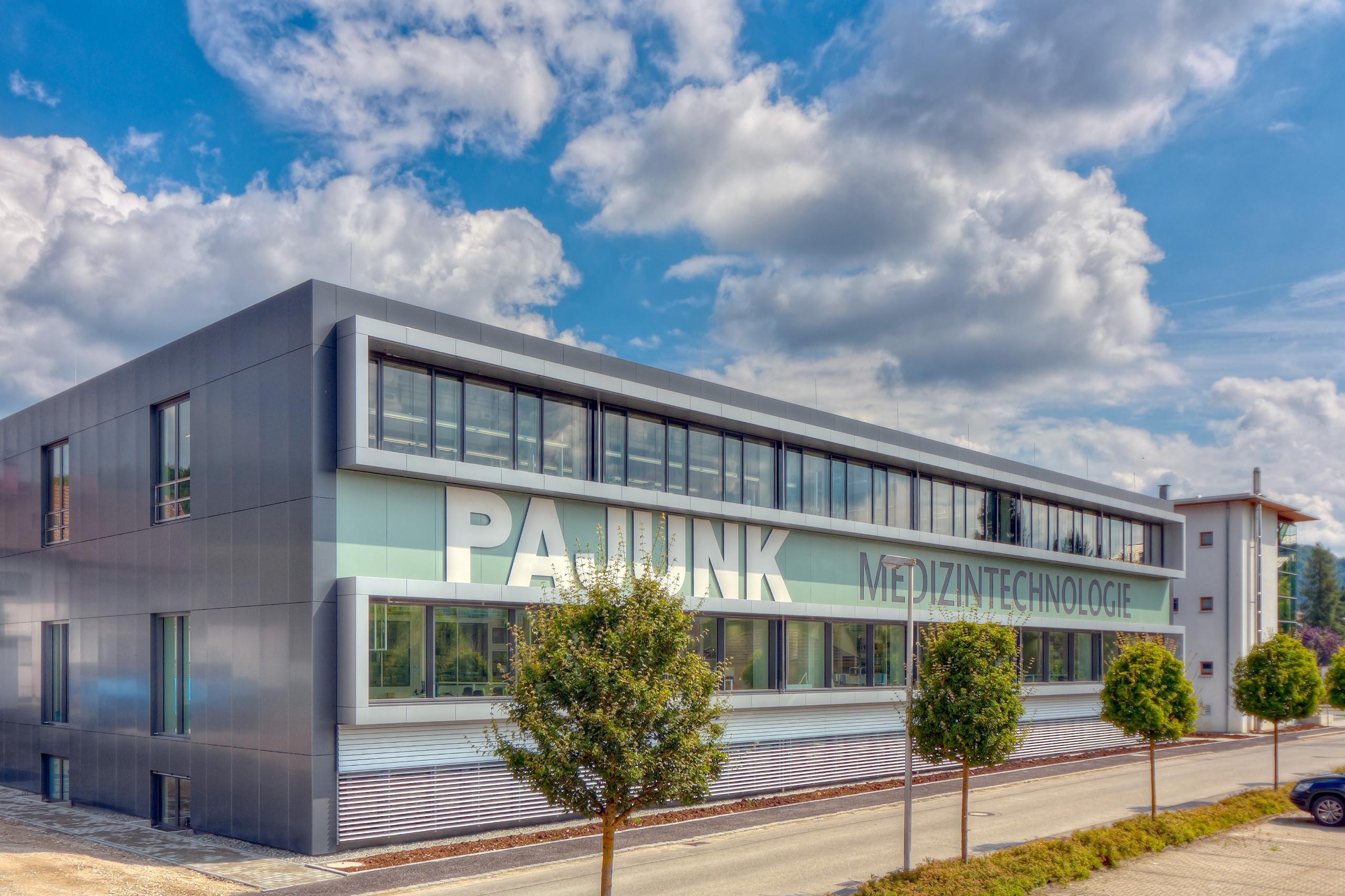 Produktionsgebäude Pajunk Geisingen